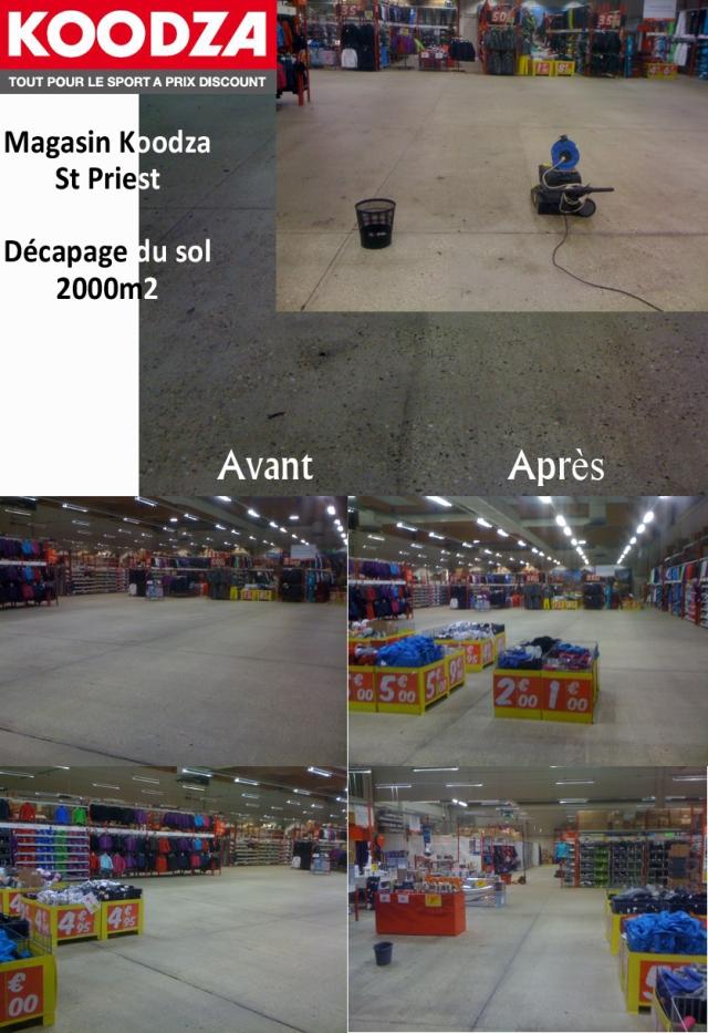 Nettoyage magasin Lyon