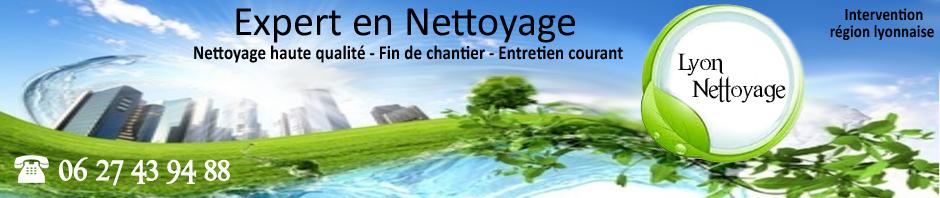 Agence nettoyage lyon